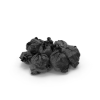 Garbage Bags PNG & PSD Images