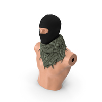 Shemagh and Balaclava PNG & PSD Images