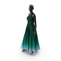 Dresses On Female Mannequins PNG & PSD Images