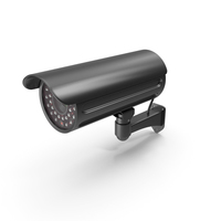 Security Camera Black PNG & PSD Images