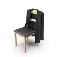 Jacket On The Chair PNG & PSD Images