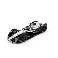 Formula E Rokit Venturi 2020 2021 PNG & PSD Images