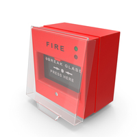 Manual Call Point Fire Alarm PNG & PSD Images