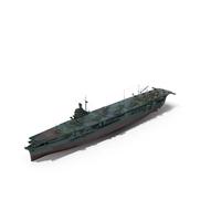 Japanese Aircraft Carrier Zuikaku PNG & PSD Images