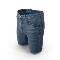 Men's Shorts Dark Blue PNG & PSD Images