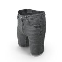 Men's Shorts Dark Grey PNG & PSD Images