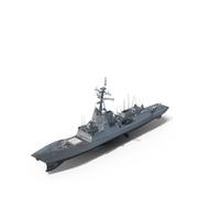 Destroyer HMAS Brisbane 41 PNG & PSD Images