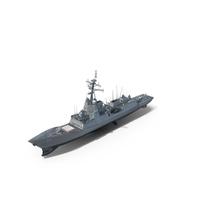 Destroyer HMAS Hobart 39 PNG & PSD Images