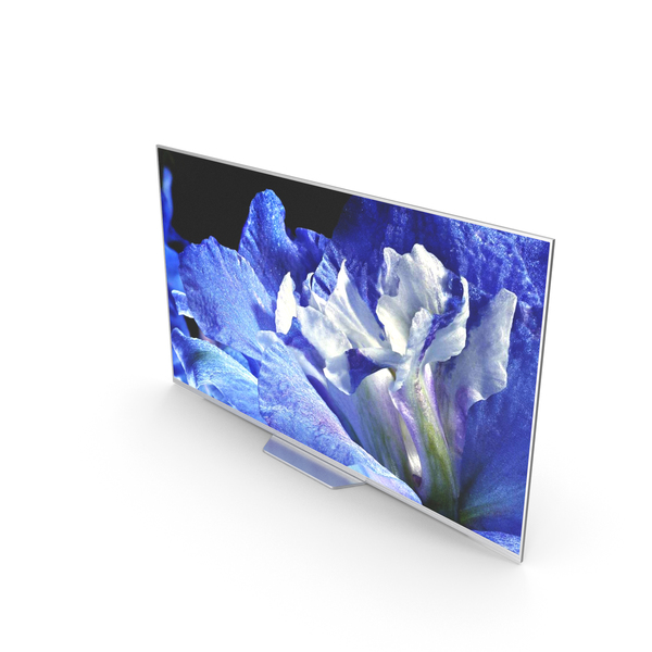 55 OLED TV Generic On PNG & PSD Images