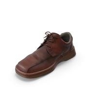 Men's Shoes Dark Brown PNG & PSD Images