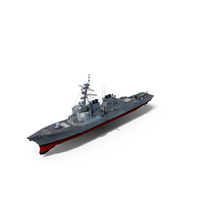 USS Porter (DDG-78) PNG & PSD Images
