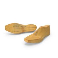 Antique Wooden Shoe Last PNG & PSD Images