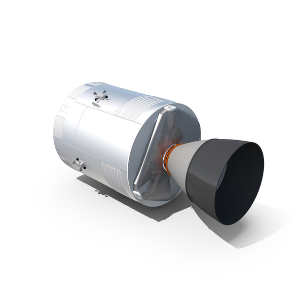 Apollo Service Module PNG & PSD Images
