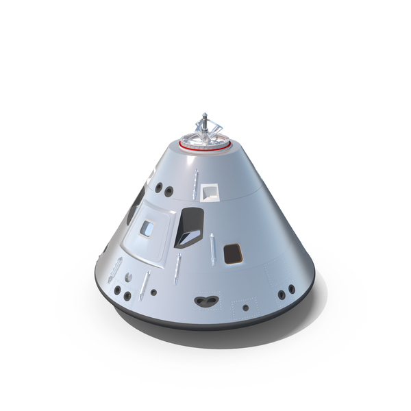 Apollo Command Module PNG & PSD Images