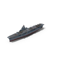 Japanese Aircraft Carrier Taiho PNG & PSD Images