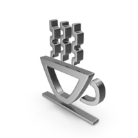 Hot Cup Symbol Silver PNG & PSD Images
