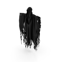 Ghost Cloak PNG & PSD Images