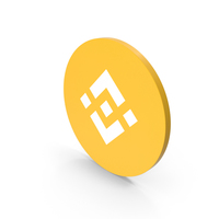 Binance Coin Icon PNG & PSD Images