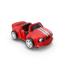 Kiddie Ride Sports Car PNG & PSD Images