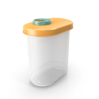 Sugar Container PNG & PSD Images