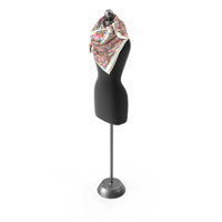 Russian Scarves PNG & PSD Images