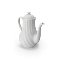 Porcelain Teapot PNG & PSD Images