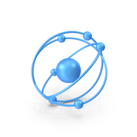 Atom Abstract PNG & PSD Images