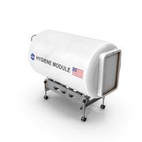 Autonomous Space Hygiene Module PNG & PSD Images