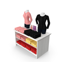 Womens Sweater Display PNG & PSD Images