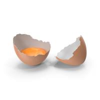 Broken Chicken Egg Shell PNG & PSD Images