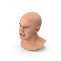 Marcus Human Head Lower Lip Depressor PNG & PSD Images