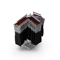 Womens Dress Rack PNG & PSD Images