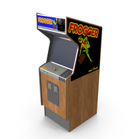 Frogger Arcade PNG & PSD Images