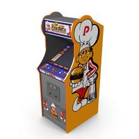 Burgertime Arcade PNG & PSD Images