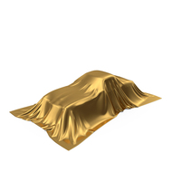 Car Cover Gold PNG & PSD Images