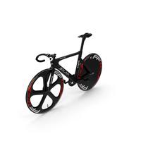 Carbon Track Bike Dolan DF4 PNG & PSD Images