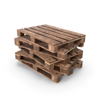 Wooden Pallets PNG & PSD Images
