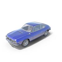 Lancia Fulvia S Zagato-1965 PNG & PSD Images