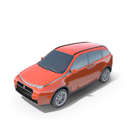 Generic SUV-Crossover PNG & PSD Images