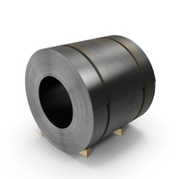 Cold Rolled Steel Roll PNG & PSD Images