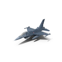 Turkish Air Force F-16 PNG & PSD Images