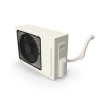 Conditioner Inverter Outdoor Unit Generic PNG & PSD Images