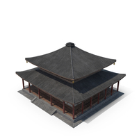 Japanese Building PNG & PSD Images