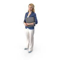 Business Woman Posed PNG & PSD Images