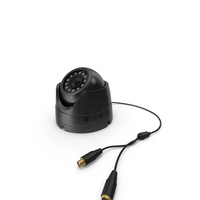 Security Cam Black PNG & PSD Images