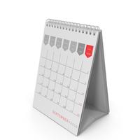 Desk Calendar PNG & PSD Images