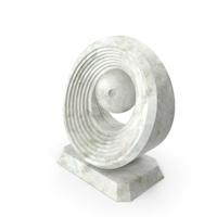 Modern Sculpture A PNG & PSD Images