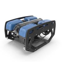ROV Submarine PNG & PSD Images