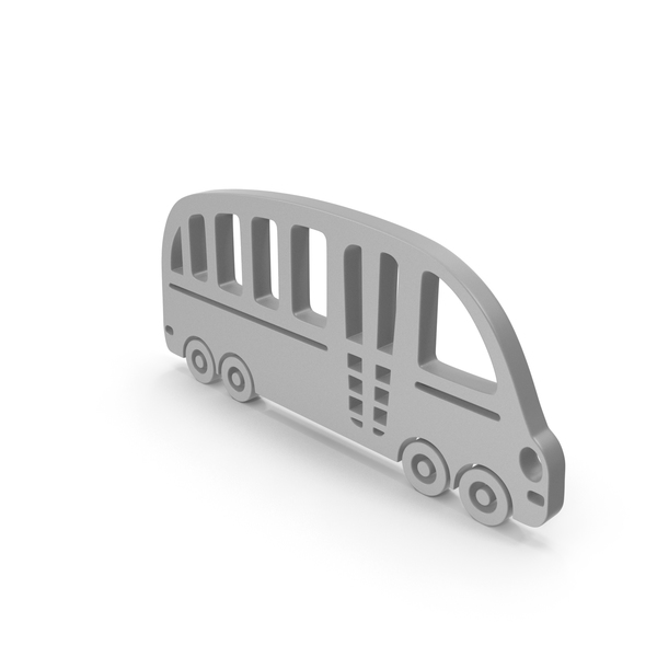 Bus Icon Right PNG & PSD Images