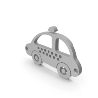Taxi Icon PNG & PSD Images
